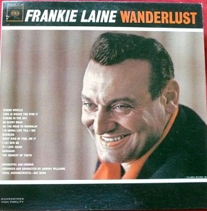 Wanderlust (Frankie Laine album) - Image: Wanderlust (Frankie Laine album)