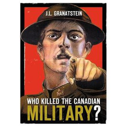 a review of the generals a non fiction book by j l granatstein