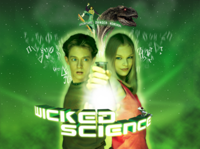 Picture of a TV show: Wicked Science
