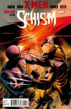 Schisms (Red World Trilogy Book 1)