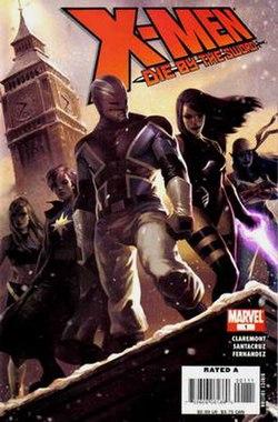 X Men Die By The Sword Wikipedia