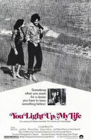 You Light Up My Life (film) - Theatrical poster