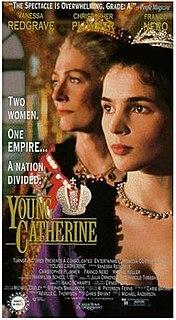 <i>Young Catherine</i> 1991 UK miniseries