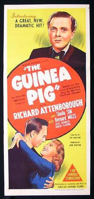 """The Guinea Pig (film) - Image: """"The Guinea Pig"""" (1948)"""