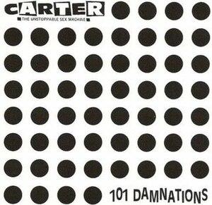 101 Damnations (album) - Image: 101 Damnations (album) cover