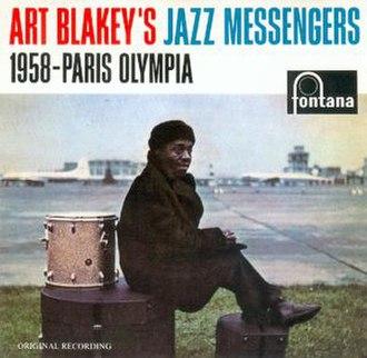 1958 – Paris Olympia - Image: 1958 Paris Olympia