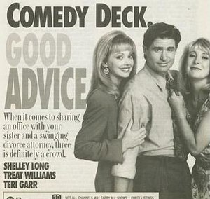 Good Advice (TV series) - Promotional advertisement for the series