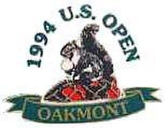 1994 U.S. Open (golf) - Image: 1994Open Logo