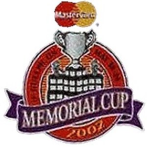 2002 Memorial Cup - Image: 2002 Memorial Cup in Guelph
