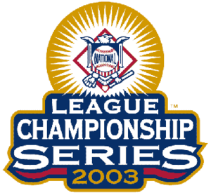 2003 National League Championship Series - Image: 2003NLCSLogo