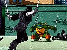 Ninja Turtle The Next Mutation Hot Dogs