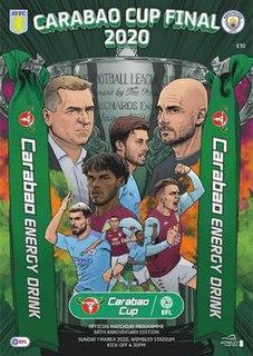 2020 EFL Cup Final Football match
