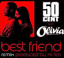 50 cent best friend remix: