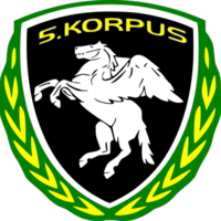 5th Corps Army of RBIH logo.png