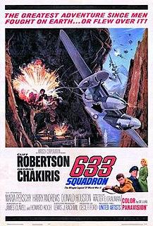 <i>633 Squadron</i> 1964 film