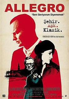 <i>Allegro</i> (film) 2005 film by Christoffer Boe