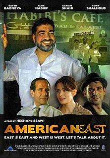 <i>AmericanEast</i> 2008 American drama film