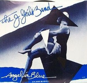 Angel in Blue - Image: Angel in Blue cover