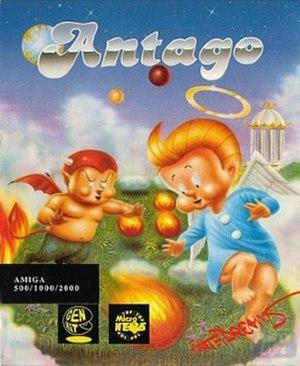Antago - Amiga cover art