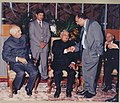 Atma Singh with PM of Vajpayee of India.jpg