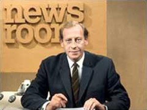 Peter Woods (journalist) - Peter Woods in 1969.