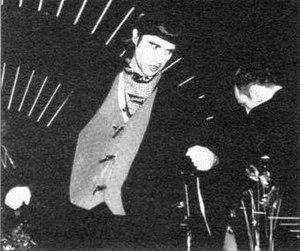 Babe (Serbian band) - The founding members of Babe: Žika Milenković (left) and Goran Čavajda (right)
