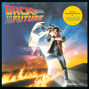Back to the Future: Music from the Motion Picture Soundtrack - Image: Back to the Future Soundtrack B