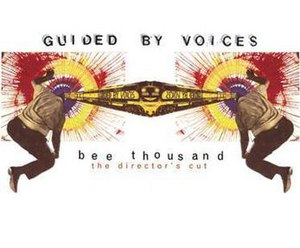 Bee Thousand - Image: Bee Thousand Directors Cut Cover