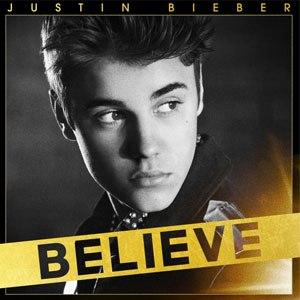 Believe (Justin Bieber album) - Image: Believe JB Album