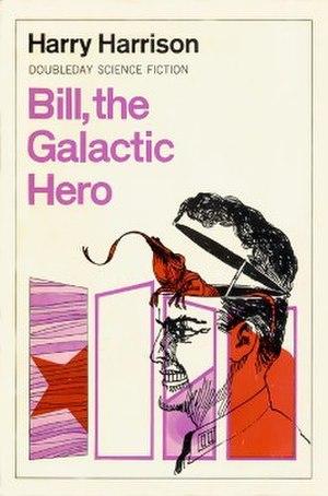 Bill, the Galactic Hero - Image: Bill The Galactic Hero