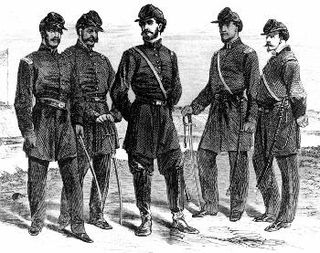 1st Louisiana Native Guard (United States) All-black regiment in the American Civil War