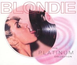 The Platinum Collection (Blondie album) - Image: Blondie The Platinum Collection (US)