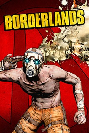 Borderlands (video game) - Borderlands game cover