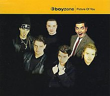 Boyzone — Picture of You (studio acapella)