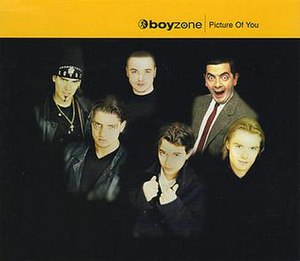 Picture of You (Boyzone song) - Image: Boyzone Picture of You