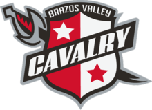 Image result for brazos valley cavalry logo