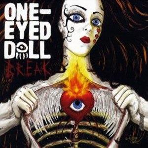 Break (One-Eyed Doll album) - Image: Break (One Eyed Doll album)