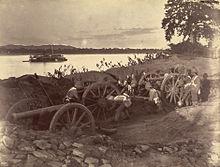 anglo burmese war