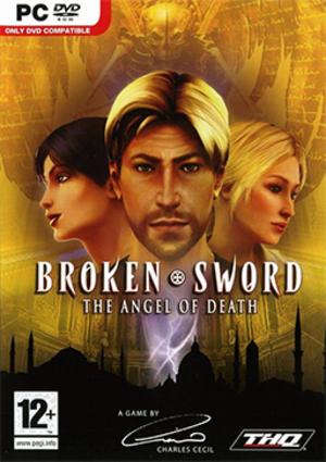 Broken Sword: The Angel of Death - Image: Broken Sword The Angel of Death Coverart