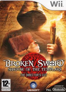 <i>Broken Sword: Shadow of the Templars – The Directors Cut</i>