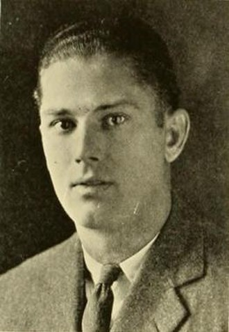 Buck Shaw - Shaw pictured in The Agromeck 1925, North Carolina State yearbook