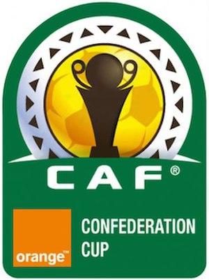 2010 CAF Confederation Cup - Image: CAF Confederation Cup logo