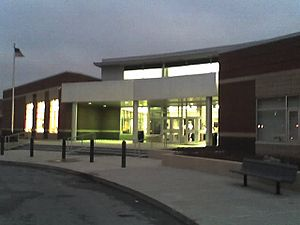 St. Louis Public Schools - Image: Carnahan High School of the Future