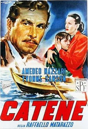 Chains (1949 film) - Image: Catene (1949 film)