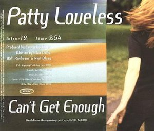 Can't Get Enough (Patty Loveless song)