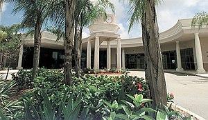 Chabad house - Image: Chabadof Boca Raton FL