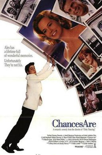 Chances Are (film) - Theatrical release poster