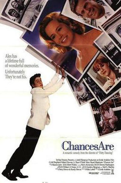 Picture of a movie: Chances Are