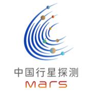 Logotipo de Marte de exploración planetaria china
