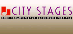 City Stages logo